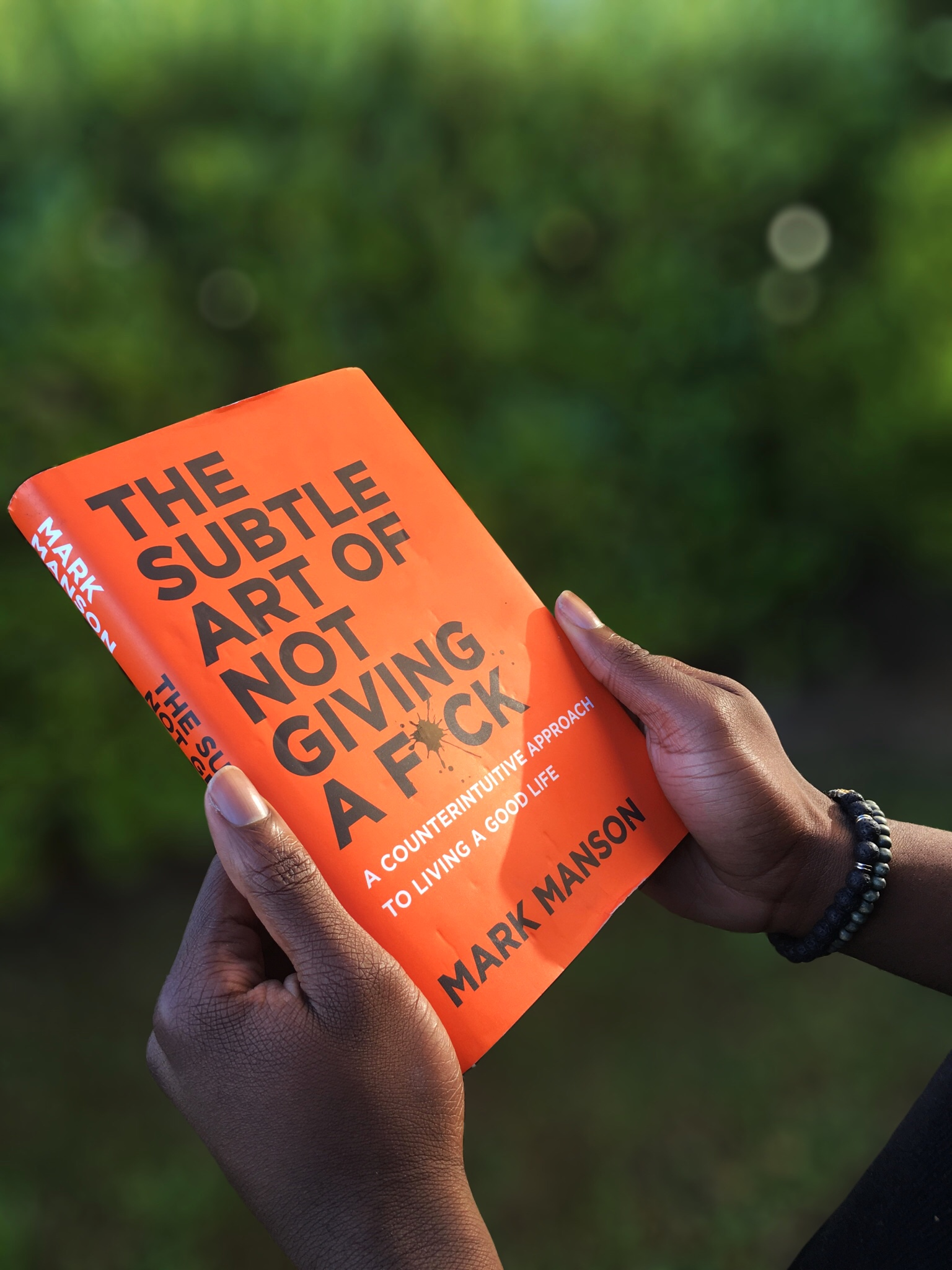 The Subtle Art Of Not Giving A Fuck By Mark Manson – Review