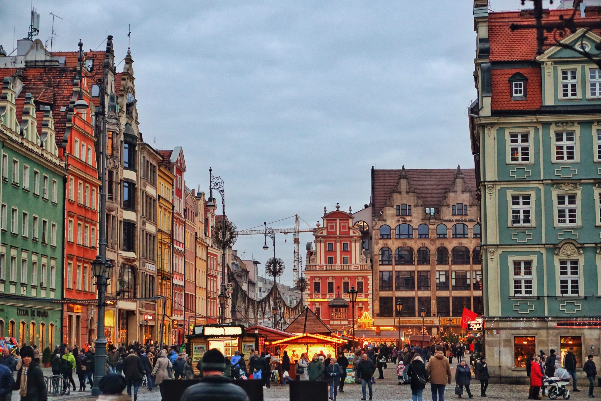 My experience in 2 Polish Cities – Should you visit Poland?