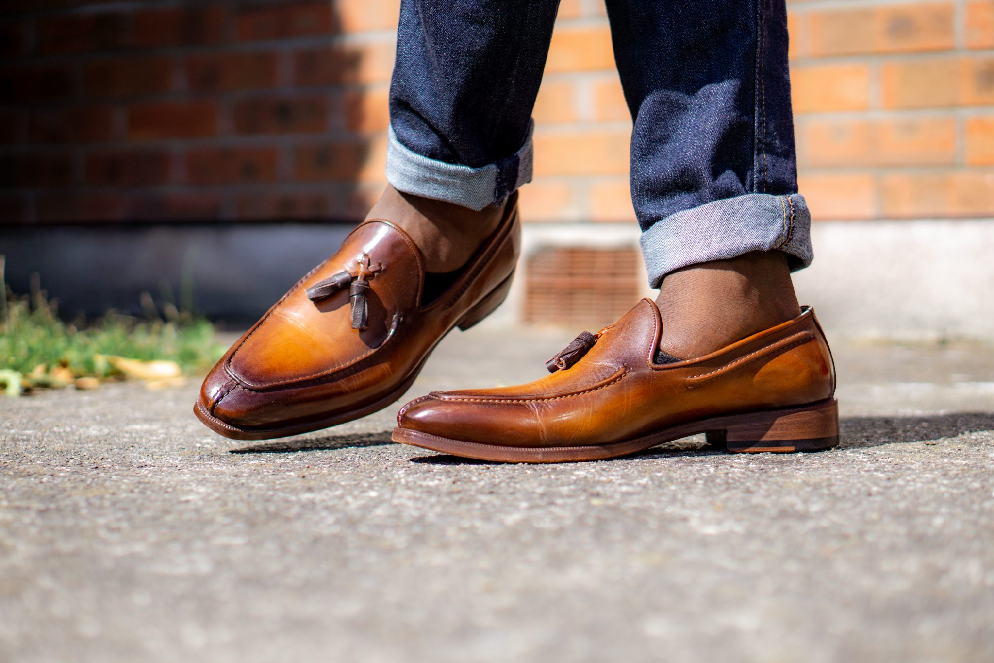 The most stylish pair of shoes if you could only have one for summer – Paul Parkman loafers
